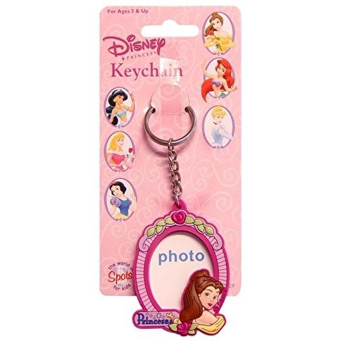 Disney Prenses Belle Resim Çerçevesi Ve Anahtarlık Renkli